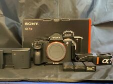 Sony Alpha a7R II 42.4MP Full-Frame Digital Camera 4K Video - Body Only
