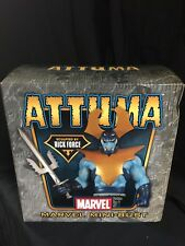 Bowen Designs ATTUMA BUST #769/1500 New in Box Sub-Mariner Avengers