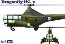 AMP Models 1/48 WESTLAND DRAGONFLY HC.2 British Helicopter