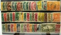 STAMPS LOT -CANADA-  USED POSIBLE FAULTS ST326