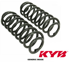 Skoda Octavia VW Golf Touran Heavy Duty Rear Coil Springs Pair OE 1K0 511 115DK
