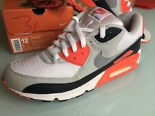 Nike Air Max 90 MX Orange Infrared Infared Suit Yeezy Jordan Collector Rare OG