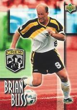 1997 Upper Deck Bandai Major League Soccer - Columbus Crew SC - Base Commons MLS
