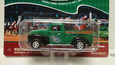 Johnny Lightning 1940 FORD PICKUP Green '40 Truck w/RR KENTUCKY DERBY 2000
