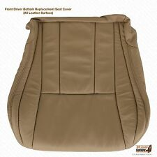 1996 1997 1998 1999 Toyota 4Runner Driver Bottom Leather Seat Cover Color Tan