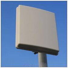 14dbi 2.4 g Wifi Wlan Wireless Antena de Panel direccional N Mujer rlkp-2400-d14b
