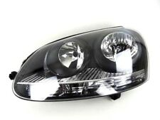 VW Golf 2004-2008 GTI GT Passengers headlight Headlamp Black Halogen Bulb