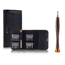1Set 25in 1Precision Screwdriver Wallet Kit Tool For Macbook Air Smartphones PT