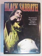 BLACK SABBATH ALL REGION IMPORT DVD aka BLACK SABBATH STORY VOL. 2 EXTRA FOOTAGE