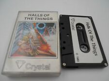 HALLS OF THE THINGS CRYSTAL 1983 SPECTRUM SINCLAIR ZX 48 128K.COMBINO ENVIO