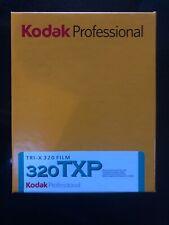 Kodak Trix 320 4x5 50 pack Exp 2014