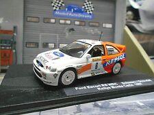 Ford Escort Cosworth RS WRC 1997 #6 negros giraudet repsol transformación 1:43