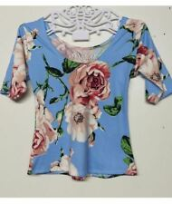T-MB Low Back Cotton Top