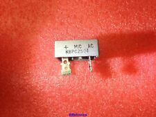 10 PCS of KBPC2504 25A SILICON BRIDGE RECTIFIER IC