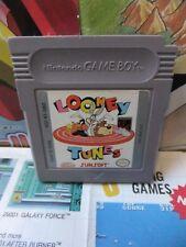 Game Boy GB:Looney Tunes [TOP SUNSOFT & 1ERE EDITION] SEUL - USA
