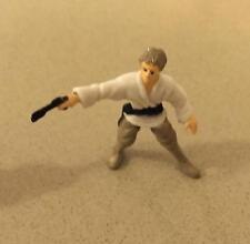 Star Wars Tombola Egg Luke Skywalker Miniature Action Figure 1997 Very Rare