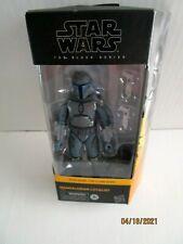 Star Wars Hasbro Black Series Clone Wars Mandalorian Loyalist Walmart NIB