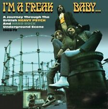 I'm A Freak Baby [CD]