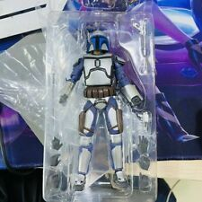Star Wars Jango Fett Action Figure Toy Figuarts Pvc Collectible New 6inch