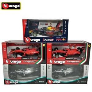 Bburago 1:43 F1 2019 Ferrari SF90 Redbull RB15 AMG W10 Diecast Car Model Gift