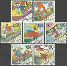 Timbres Sports Guinée Bissau 384/90 ** lot 2749
