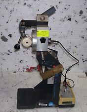 Telephone test head CS Eletronica mod. AC-3 con trasduttori AC-3003 e AC-3002