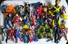 HUGE Marvel Comics Universe Action Figure Lot X-Men Hulk Secret Wars Avengers ++
