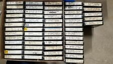 Broadcast Radio Cart Tape Music Singles, Pick & Choose Vintage POP / ROCK $10 ea