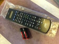JVC A/V control rm-srx6510J Av Receiver Jvc Remote Jvc Rm-src Remote Rare Jvc