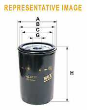 Wix WL7517 Car Oil Filter Spin-On Replaces W6018 OC1183