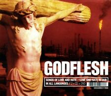 "Godflesh ""Songs Of Love And Hate/In Dub"" 2CD + DVD!"