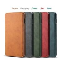 PU Leather Wallet Mobile Phone Case Cover For Samsung Galaxy S10