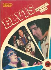 More details for elvis 1982 special - rare elvis monthly annual world distributors