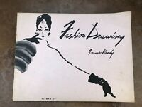fashion drawing - by francis neady 1958