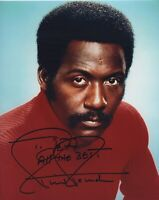 RICHARD ROUNDTREE SIGNED AUTOGRAPHED COLOR SHAFT PHOTO TO JEFF