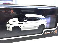 Range Rover Evoque white by Onyx 2012 - PREMIUM X 1:43 DIECAST MODEL CAR PR0273