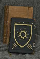 Witcher's Stories series 'The Chronicles of Nilfgaard' Handmade leather notebook