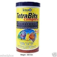 Tetra Bits Complete 300 gms | 1000 ml (Tetrabits) Fresh Stock Expiry March 2019