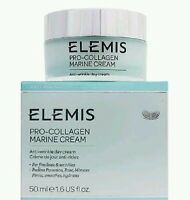 Elemis Pro Collagen Marine Cream 1.6oz/ 50ml Exptn.2021 100% Authentic New Box