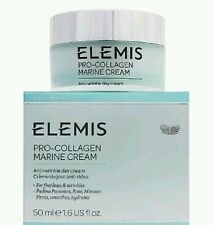 Elemis Pro Collagen Marine Cream 1.6oz/ 50ml Expirt Date 2021 Fresh New BOX