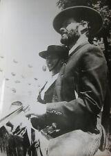 Photo presse vintage Acteur Mel Ferrer à le Féria de Séville 1963