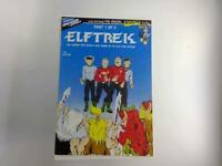 ElfTrek #1 FN 1986 Stock Image
