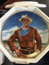 Franklin Mint Heirloom Recommendation Decorative Plate | The Duke |