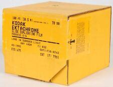 KODAK 70mm x 100ft EKTACHROME SLIDE DUPLICATING FILM 4 70mm BULK FILM BACK 30.5m