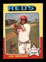 1975 Topps #180 Joe Morgan EX+ Reds 514300