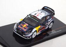 Ford fiesta WRC Rallye Monte Carlo S.Ogier 2018 ixoram661 1/43 ixo