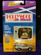 Johnny Lightening Hollywood On Wheels Back To The Future (Lot X6)