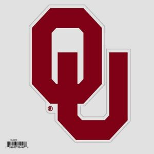 Oklahoma Sooners Outdoor Rated Magnet Auto Refrigerator NCAA Licensed