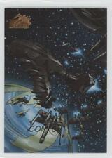 1997 Topps Star Wars: Vehicles #13 Rebel Cruiser Non-Sports Card 0p3