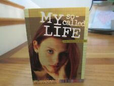 Excellent! My So-Called Life: The Complete Series Dvd 6-Disc Box Set With Book